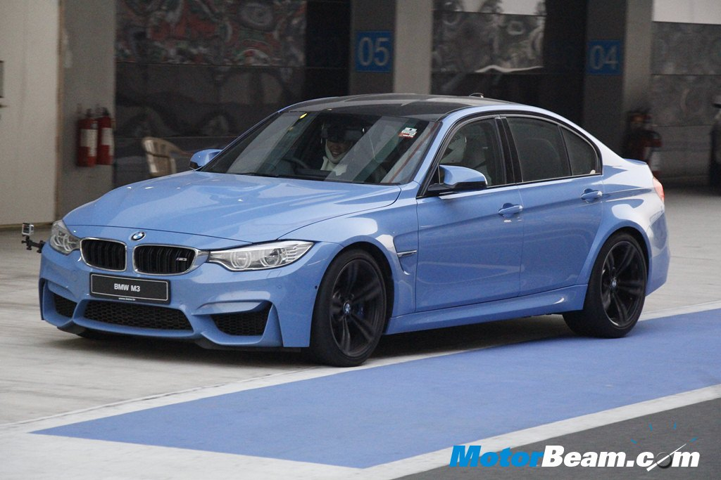 2015 BMW M3 Track Experience