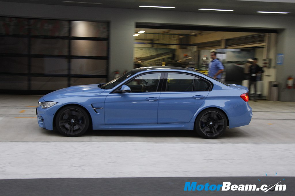 2015 BMW M3 Track Review