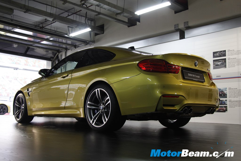 2015 BMW M4 Design Review
