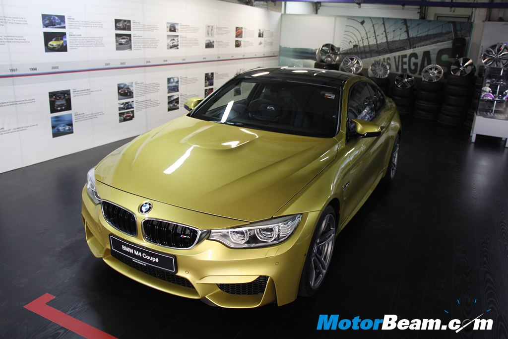 2015 BMW M4 Launch Price