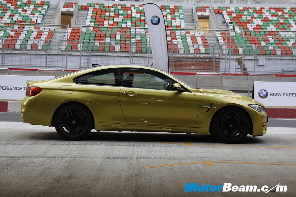2015 BMW M4 Track Experience