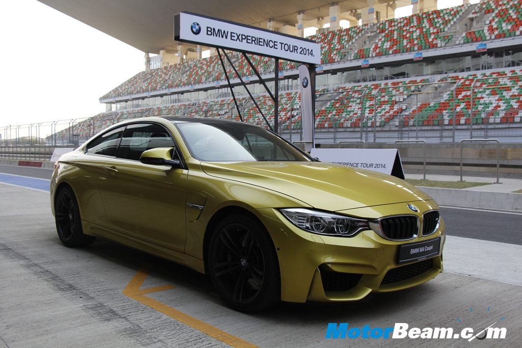 2015 BMW M4 Track Review