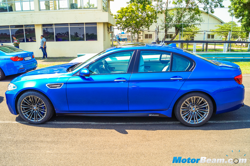2015 BMW M5 Test Drive Review