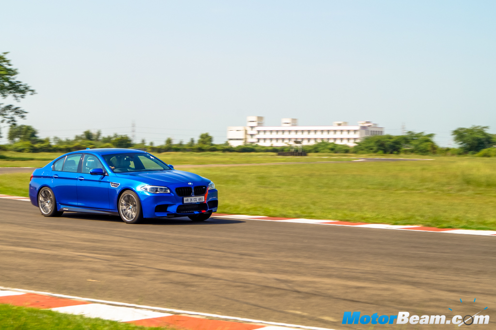 2015 BMW M5 Track Experience