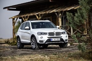2015 BMW X3 360 Degree Program