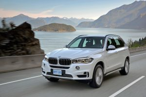 2015 BMW X5 July Prices