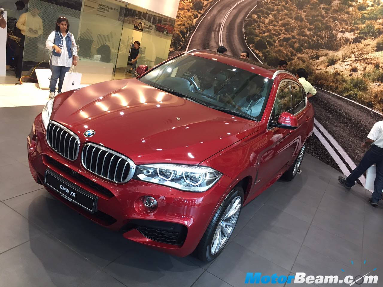 2015 BMW X6 Facelift Price