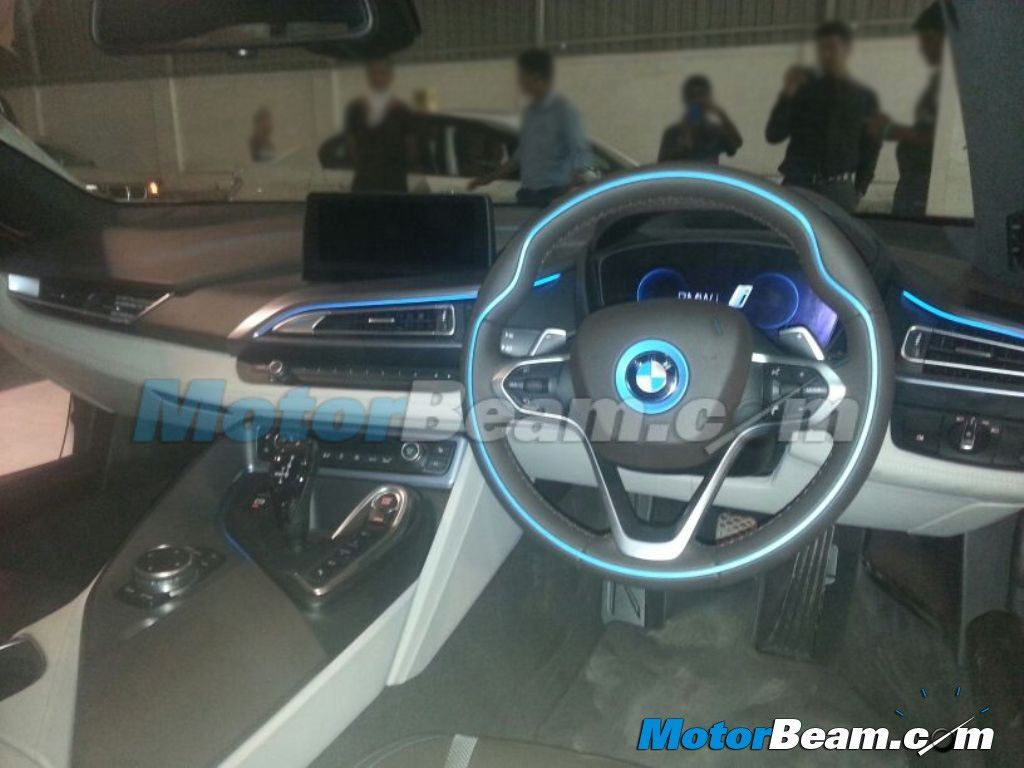 Bmw I8 Launch On 18th February 2015 In India