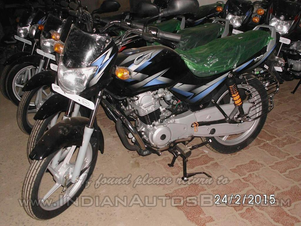 2015 Bajaj CT 100 Dealership