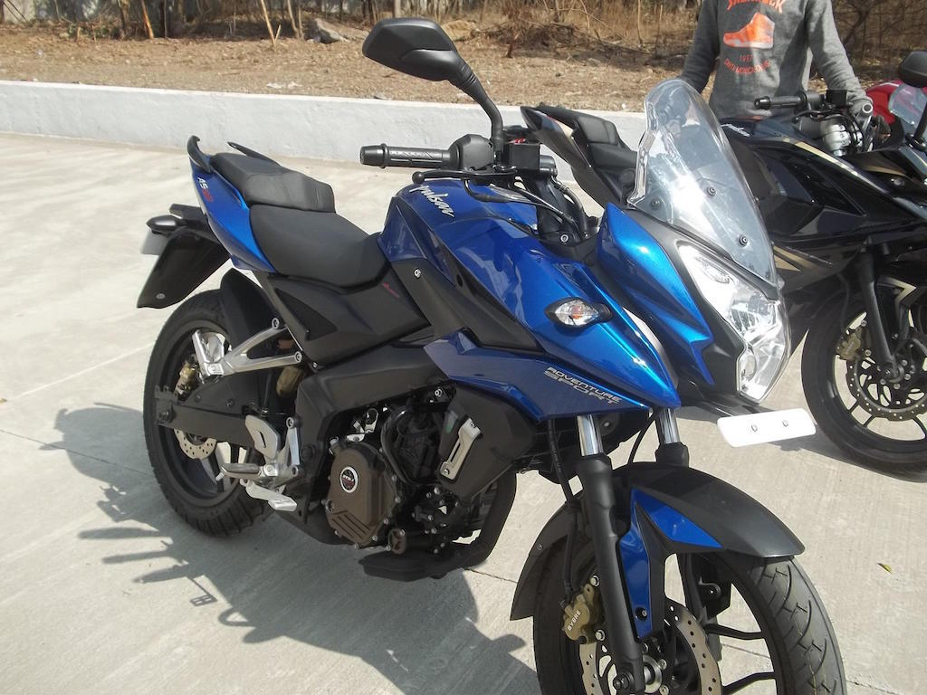 2015 Bajaj Pulsar 200 AS Half Fairing