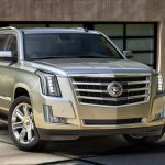 2015 Cadillac Escalade Wallpaper