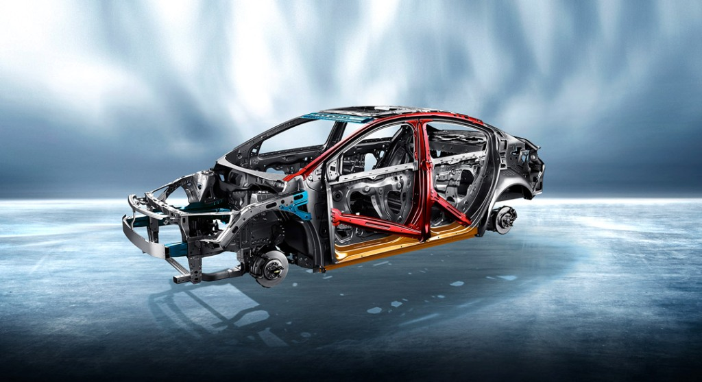 2015 Chevrolet Cruze Chassis