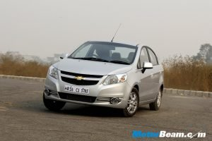 2015 Chevrolet Sail Facelift Handling Review