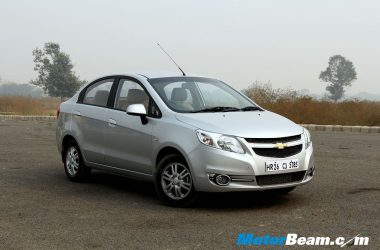 2015 Chevrolet Sail Facelift Review