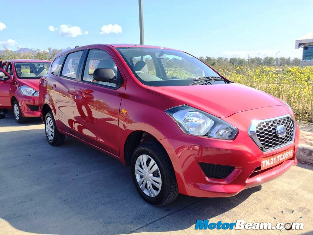 2015 Datsun GO+ In Pictures