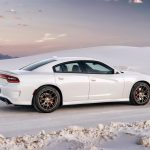 2015 Dodge Charger Hellcat SRT Wallpaper