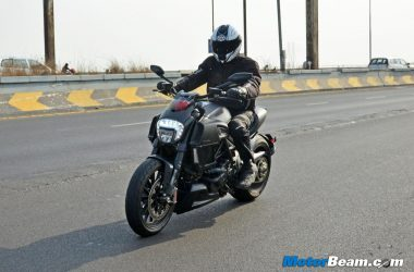 2015 Ducati Diavel Review