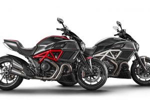 2015 Ducati Diavel Side