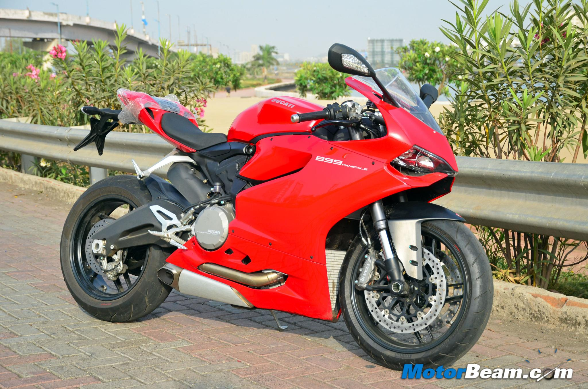 2015 Ducati Panigale 899 India Review