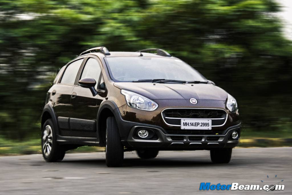 2015 Fiat Avventura Review