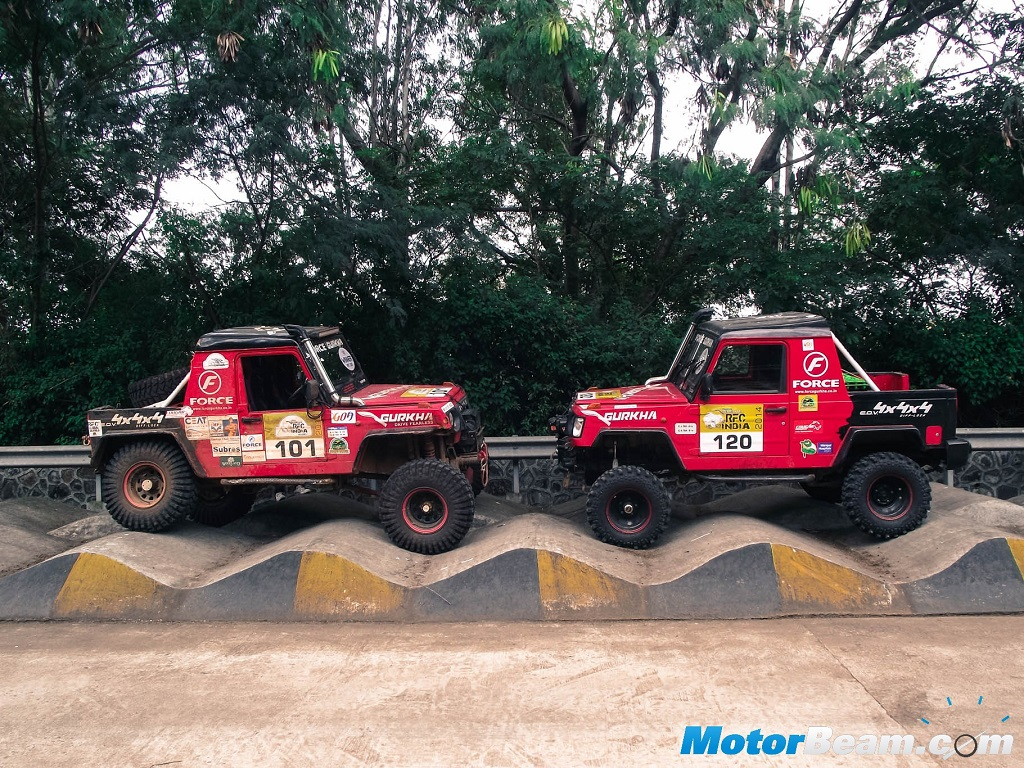 2015 Force RFC Off-Road Experience