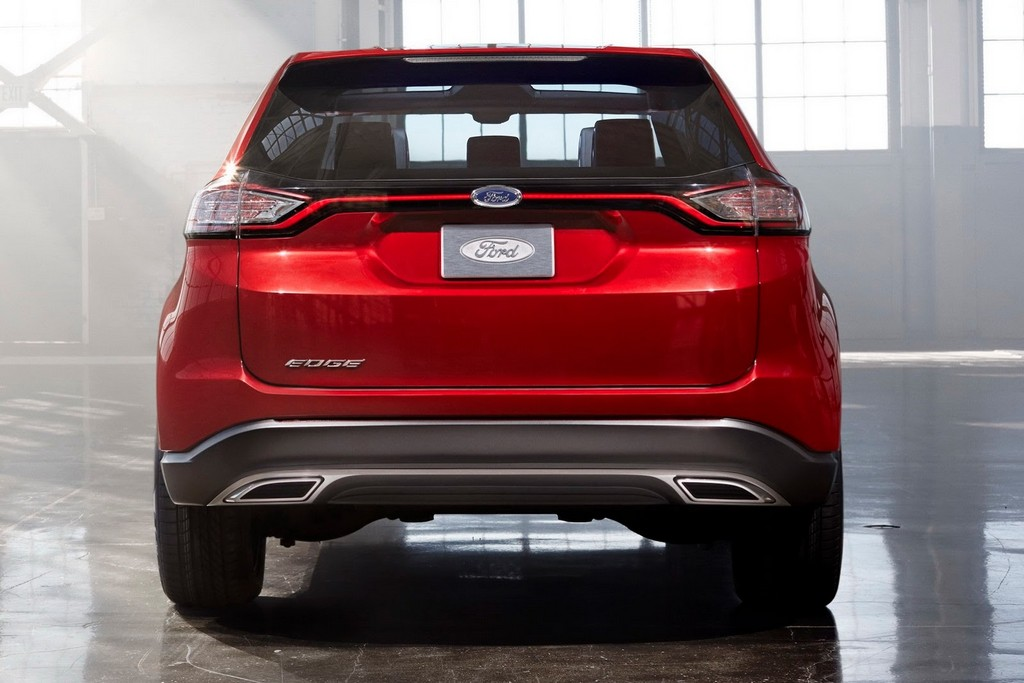 2015 Ford Edge Concept Tail Lamp