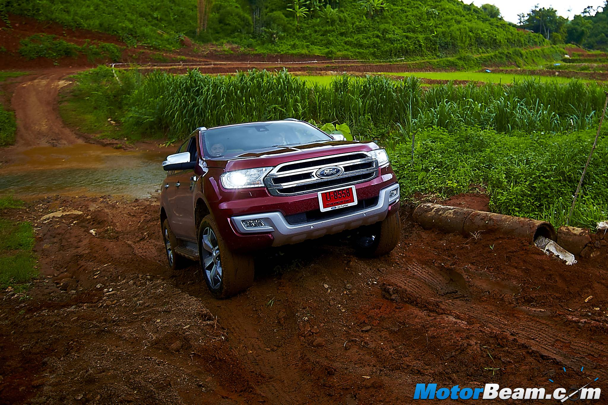 2015 Ford Endeavour First Drive Review