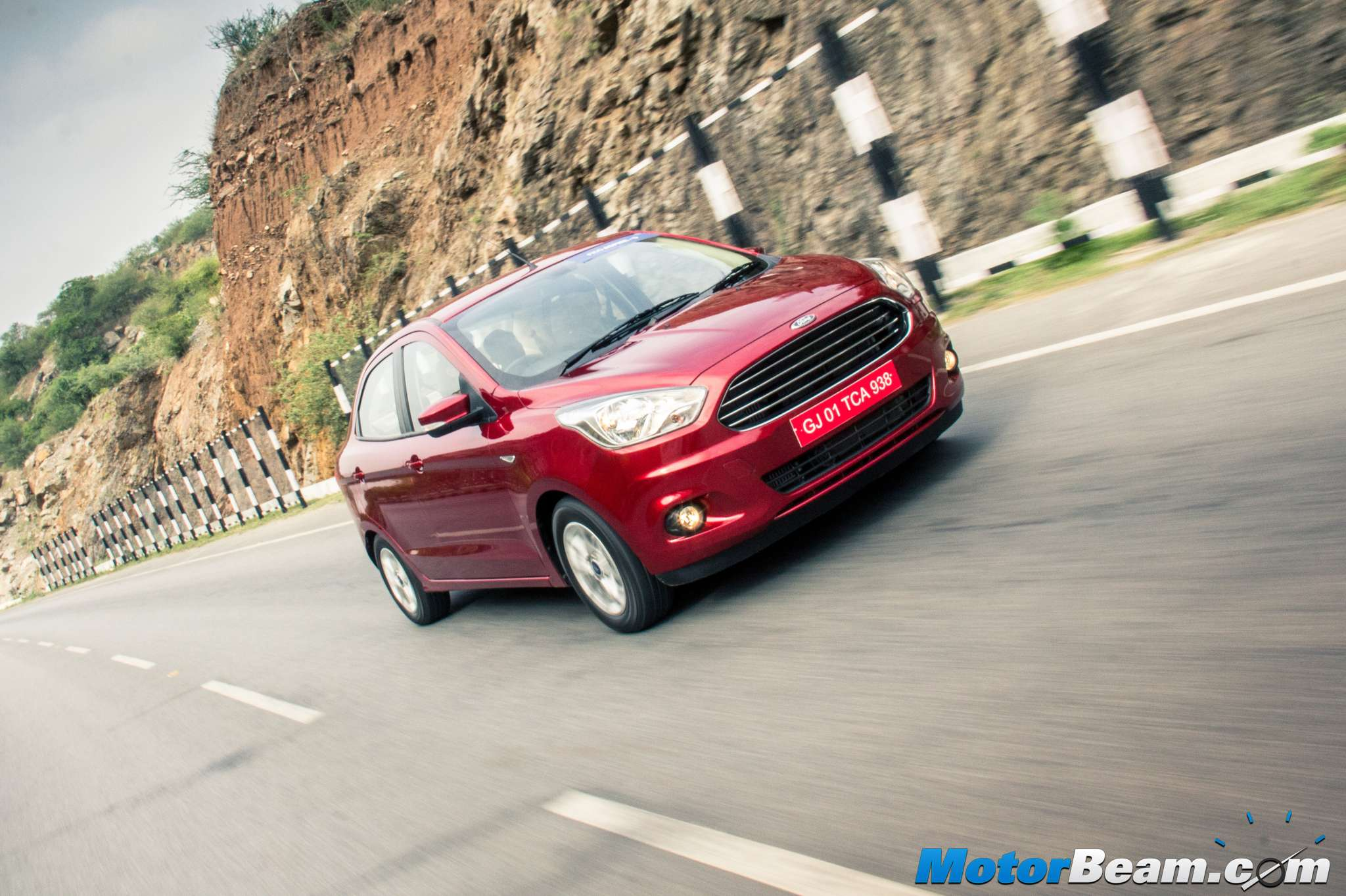 2015 Ford Figo Aspire Features