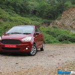 2015 Ford Figo Aspire India Launch
