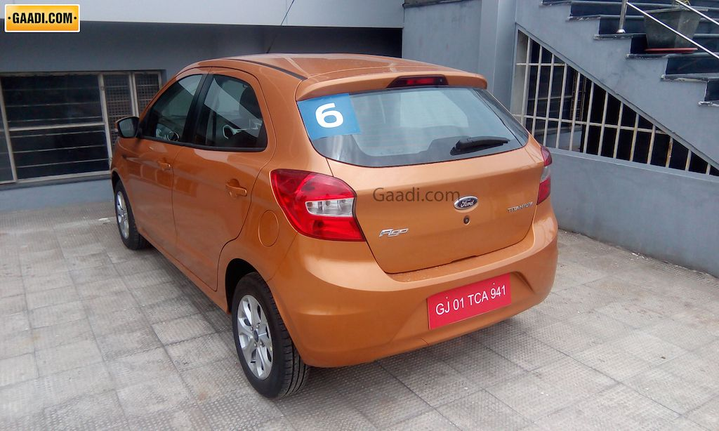 2015 Ford Figo Hatchback Dealership