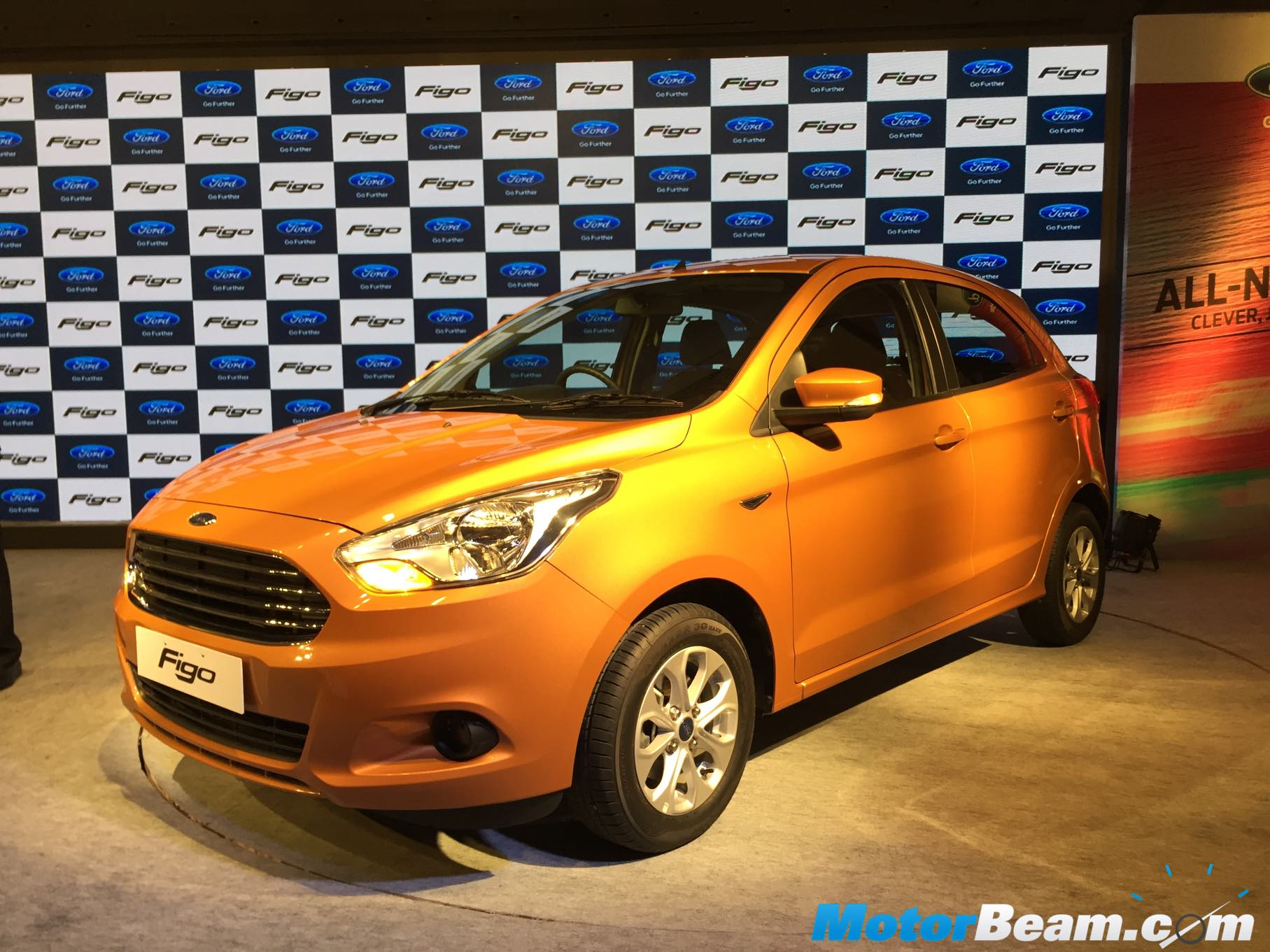 2015 Ford Figo Launch