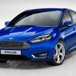 2015 Ford Focus Front