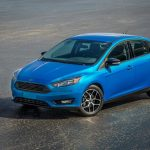 2015 Ford Focus Sedan Unveil