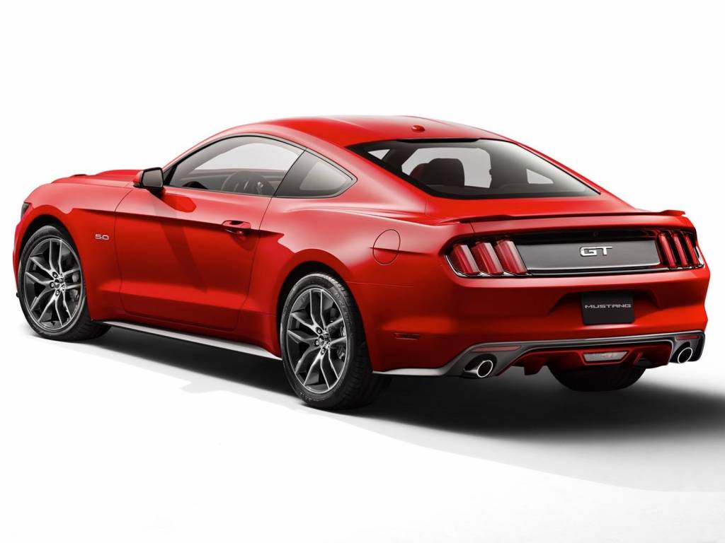 2015 Ford Mustang Details
