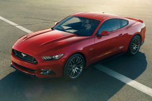 2015 Ford Mustang GT Front