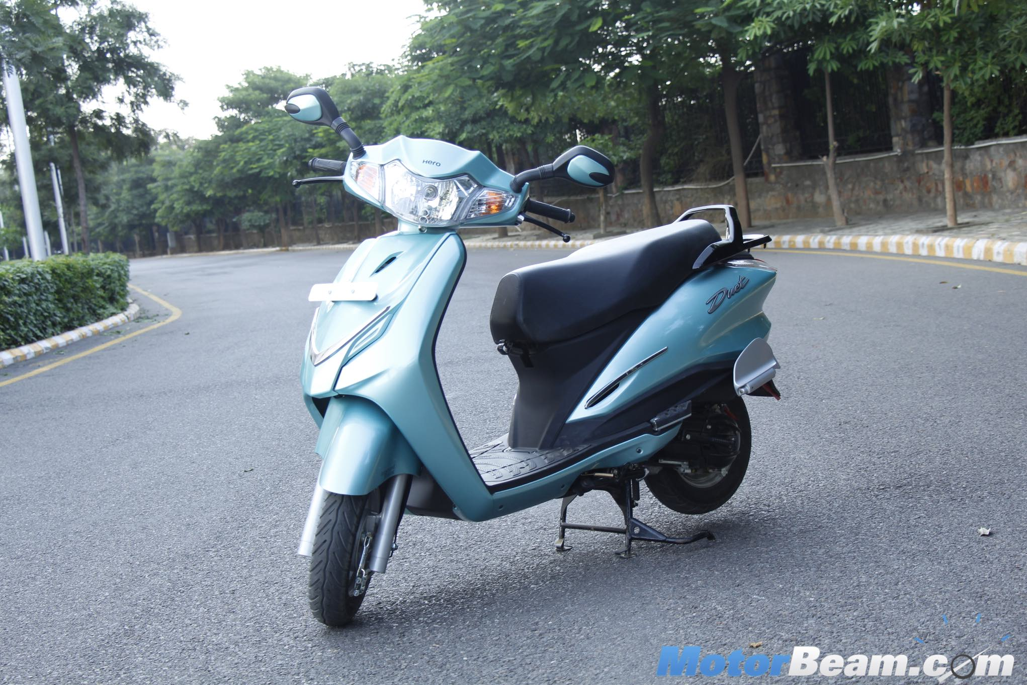 2015 Hero Duet Test Ride Review
