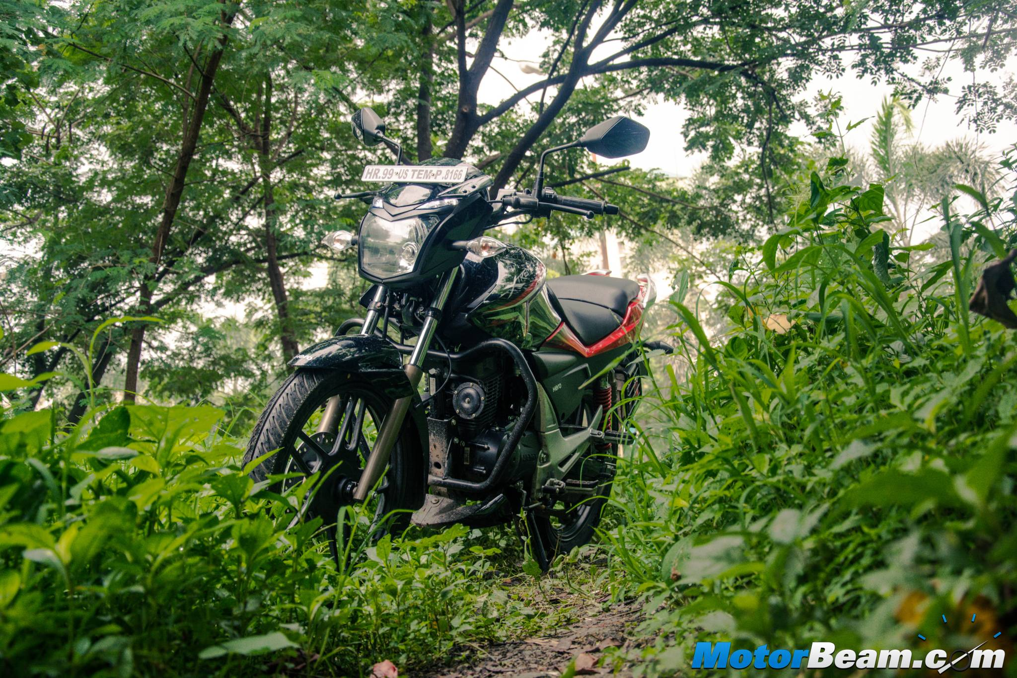 2015 Hero Xtreme Sports Test Ride Review