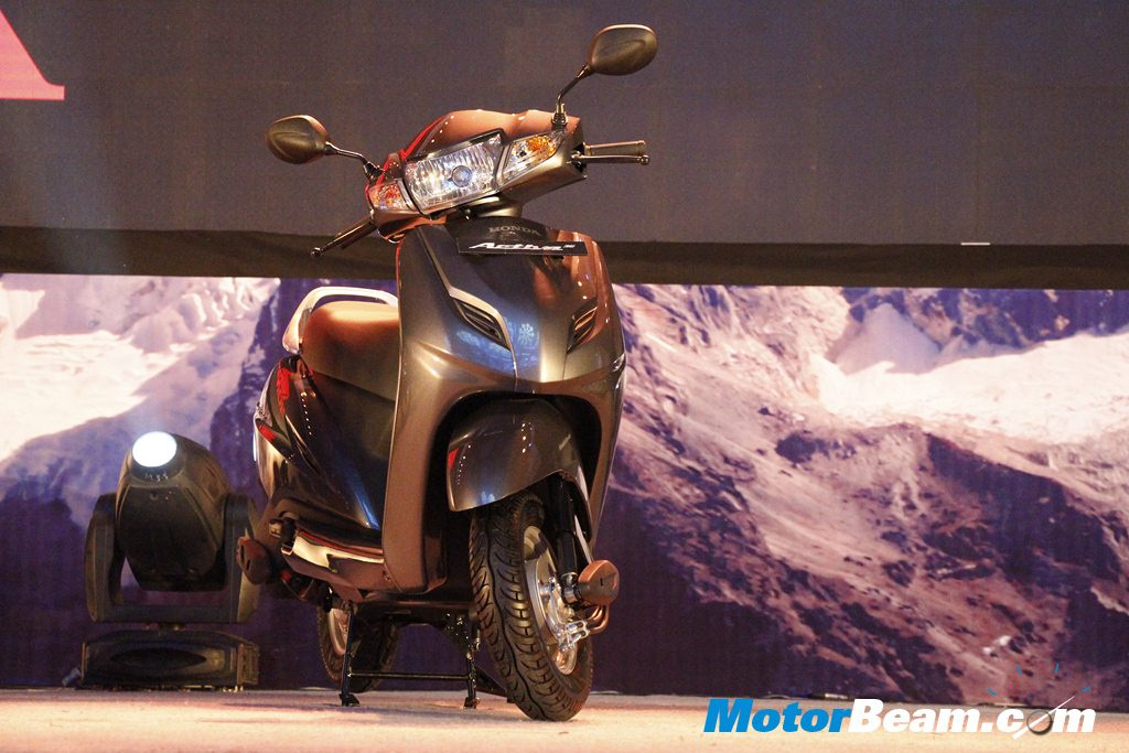 2015 Honda Activa 3G Launch
