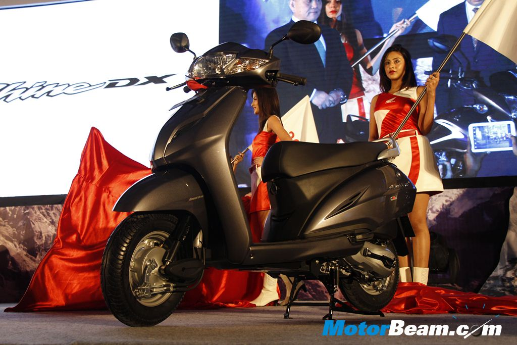 Honda Activa 3g Launched In India Priced At Rs 48 852
