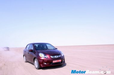 Honda To Launch Updated Amaze With Higher Mileage