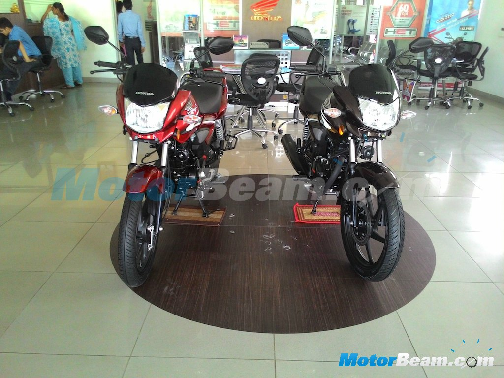 2015 Honda CB Shine New Colours
