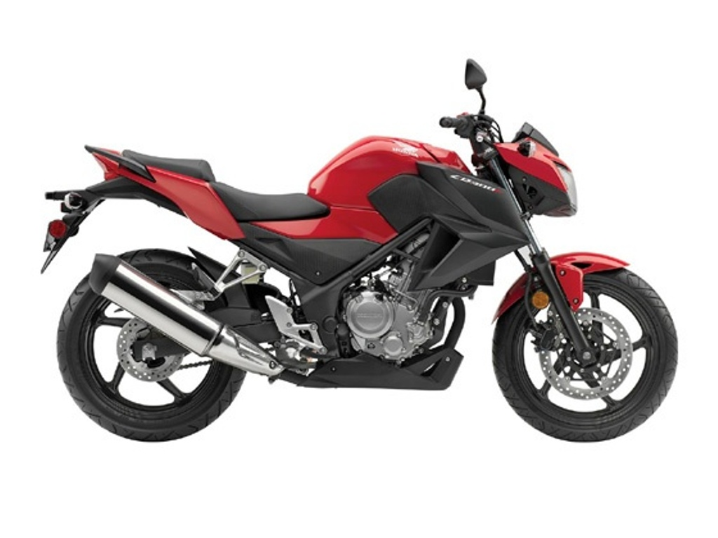 2015 Honda CB300F Reveal