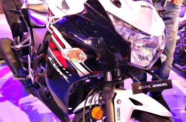 Honda Showcases CBR150R, CBR250R With Updates For 2015