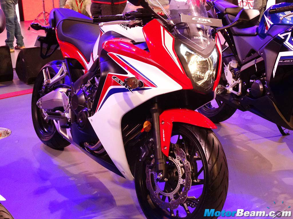 2015 Honda CBR650F India Prices