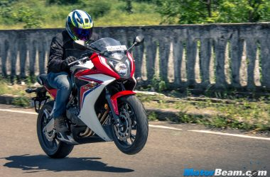 2015 Honda CBR650F Review