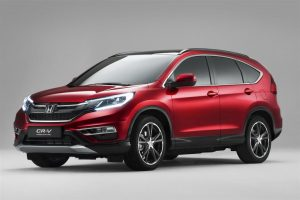 2015 Honda CR-V European
