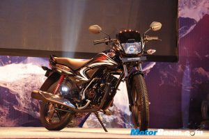 2015 Honda Dream Yuga Facelift