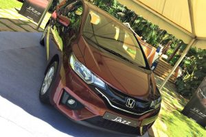 2015 Honda Jazz Pictorial Review