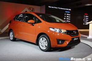 2015 Honda Jazz Price