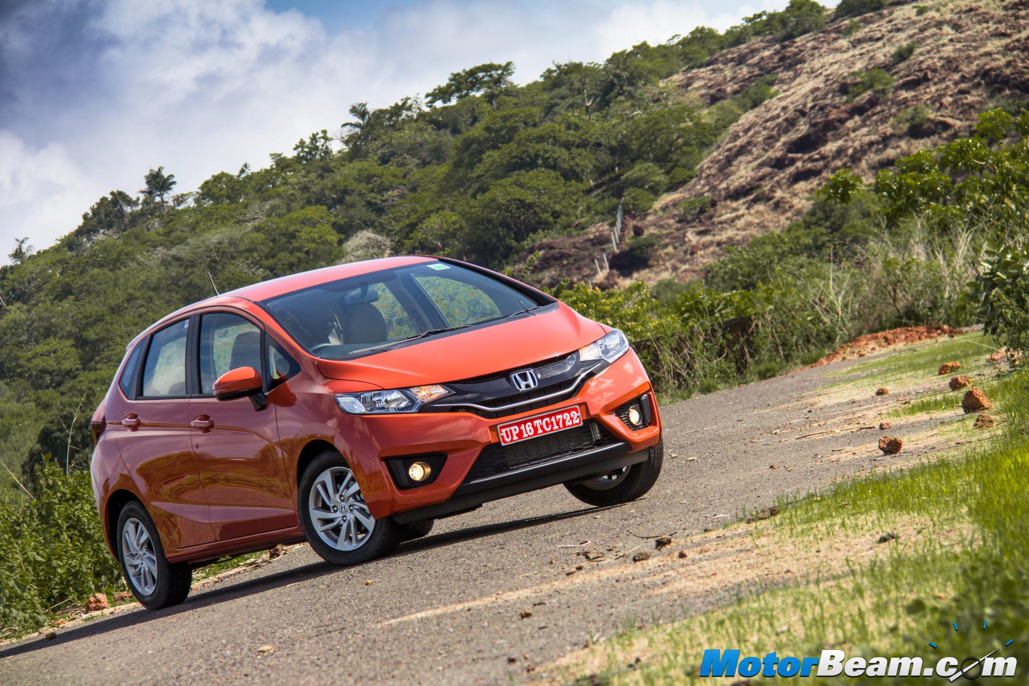 2015 Honda Jazz Prices